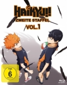Haikyu!!: Staffel 2 - Vol.1/4 [Blu-ray]
