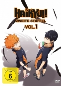 Haikyu!!: Staffel 2 - Vol.1/4