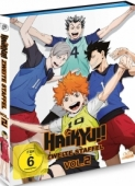 Haikyu!!: Staffel 2 - Vol.2/4 [Blu-ray]