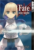 Fate/stay night - Bd.01