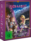Made in Abyss - Vol.1/2: Limited Collector's Edition [Blu-ray]