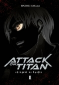 Attack on Titan: Deluxe Edition - Bd. 02