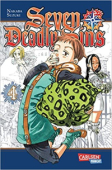 Seven Deadly Sins - Bd. 04: Kindle Edition