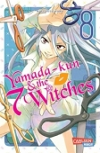 Yamada-kun & the 7 Witches - Bd.08: Kindle Edition
