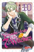 Yamada-kun & the 7 Witches - Bd.10: Kindle Edition