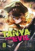 Tanya the Evil - Bd. 01:Kindle Edition