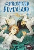 The Promised Neverland - Bd.04