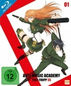 Anti-Magic Academy: Test-Trupp 35 - Vol.1/3 [Blu-ray]