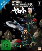 Star Blazers 2199: Space Battleship Yamato - Vol. 3/5 [Blu-ray]