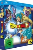Dragonball Super - Vol.2/8 [Blu-ray]