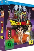 Dragonball Super - Vol.3/8 [Blu-ray]