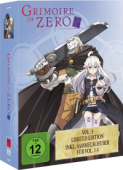 Grimoire of Zero - Vol.3/3 + Sammelschuber