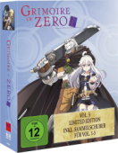 Grimoire of Zero - Vol.3/3 [Blu-ray] + Sammelschuber