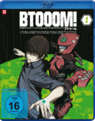 Btooom! - Vol.1/4 [Blu-ray]