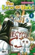 The Law of Ueki - Bd.01