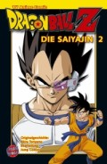 Dragon Ball Z: Die Saiyajin - Anime Comic - Bd. 02