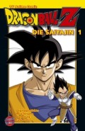 Dragon Ball Z: Die Saiyajin - Anime Comic - Bd. 01