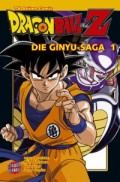 Dragon Ball Z: Die Ginyu-Saga - Bd. 01