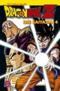 Dragon Ball Z: Die Saiyajin - Anime Comic - Bd. 04