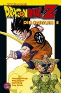 Dragon Ball Z: Die Saiyajin - Anime Comic - Bd. 03