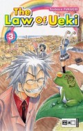 The Law of Ueki - Bd.03