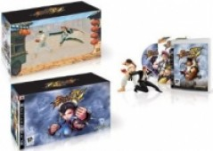 Street Fighter IV - Collector's Edition [PS3]