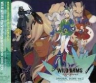 Wild Arms - Original Score: Vol.02