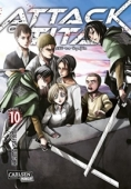 Attack on Titan - Bd. 10: Kindle Edition