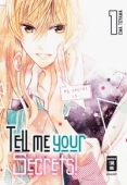 Tell me your Secrets! - Bd.01