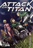 Attack on Titan - Bd. 06: Kindle Edition