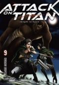 Attack on Titan - Bd. 09: Kindle Edition