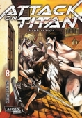 Attack on Titan - Bd.08: Kindle Edition