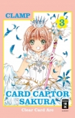 Card Captor Sakura: Clear Card Arc - Bd.03