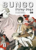Bungo Stray Dogs - Bd.08
