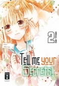 Tell me your Secrets! - Bd.02