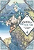 Atelier of Witch Hat: Das Geheimnis der Hexen - Bd.04: Limited Edition