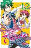 Yamada-kun & the 7 Witches - Bd.12: Kindle Edition