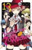 Yamada-kun & the 7 Witches - Bd.13: Kindle Edition