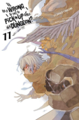 Is It Wrong to Try to Pick Up Girls in a Dungeon? - Vol. 11