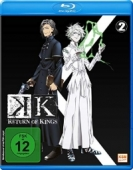 K: Return of Kings - Vol. 2/3 [Blu-ray]