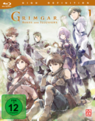 Grimgar, Ashes and Illusions - Vol.1/3 [Blu-ray]