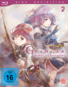 Grimgar, Ashes and Illusions - Vol.2/3 [Blu-ray]