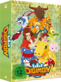 Digimon Data Squad - Vol. 1/3 + Sammelschuber