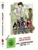 Atom: The Beginning - Vol. 3/3: Limited Edition [Blu-ray] + Sammelschuber