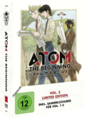 Atom: The Beginning - Vol. 3/3: Limited Edition + Sammelschuber