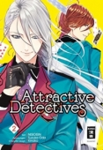 Attractive Detectives - Bd.02: Kindle Edition