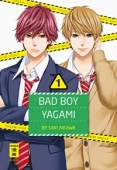 Bad Boy Yagami - Bd.01: Kindle Edition