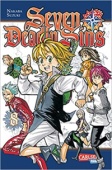 Seven Deadly Sins - Bd.08: Kindle Edition