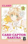 Card Captor Sakura: Clear Card Arc - Bd.01: Kindle Edition