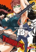 Triage X - Bd.13: Kindle Edition